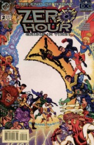 Zero Hour: Crisis in Time 1994 #2