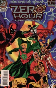 Zero Hour: Crisis in Time 1994 #3
