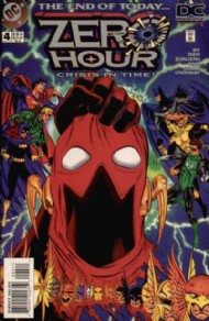 Zero Hour: Crisis in Time 1994 #4