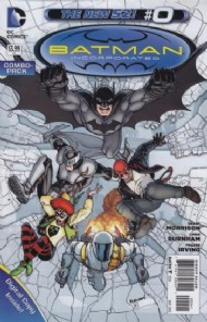 Batman Incorporated (2nd Series) 2012 - 2013