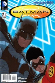 Batman Incorporated (2nd Series) 2012 - 2013 #1