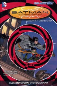 Batman Incorporated (2nd Series): Demon Star 2013 #1