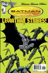 Batman Incorporated: Leviathan Strikes 2012 #1