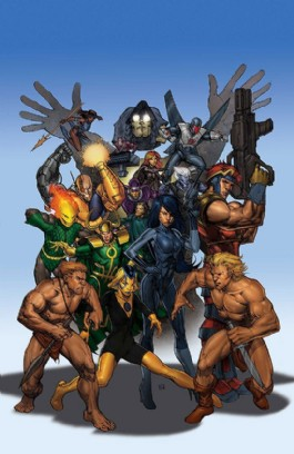 All-New Official Handbook of the Marvel Universe A to Z #6