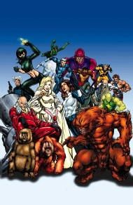 All-New Official Handbook of the Marvel Universe A to Z 2006 #9
