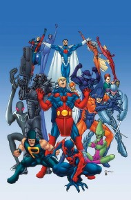 All-New Official Handbook of the Marvel Universe A to Z: Update 2007 #1