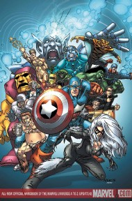 All-New Official Handbook of the Marvel Universe A to Z: Update 2007 #2