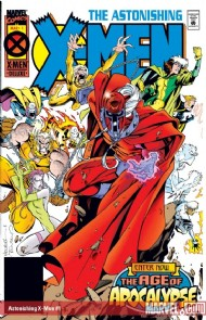 Astonishing X-Men (Series Two) 2004 - 2012 #1