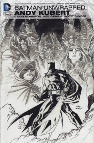 Batman Unwrapped by Andy Kubert 2014 #0