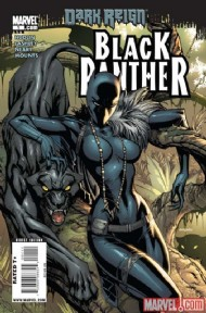 Black Panther (Series Five) 2008 - 2010 #1