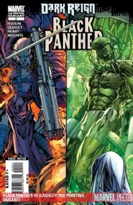 Black Panther (Series Five) 2008 - 2010 #2