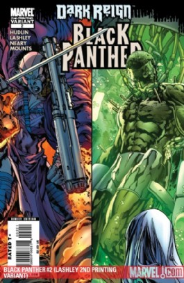 Black Panther (Series Five) #2