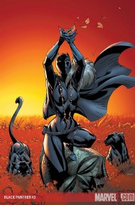 Black Panther (Series Five) 2008 - 2010 #3