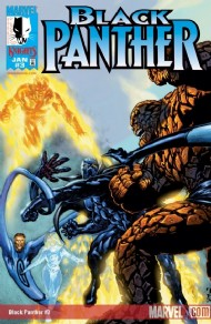 Black Panther (Series Three) 1998 - 2003 #3
