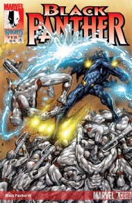 Black Panther (Series Three) 1998 - 2003 #4
