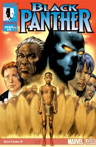 Black Panther (Series Three) 1998 - 2003 #5