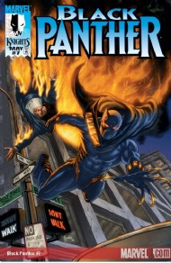 Black Panther (Series Three) 1998 - 2003 #7