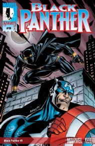 Black Panther (Series Three) 1998 - 2003 #9