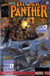Black Panther (Series Three) 1998 - 2003 #14