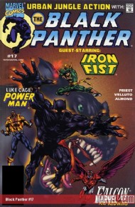 Black Panther (Series Three) 1998 - 2003 #17