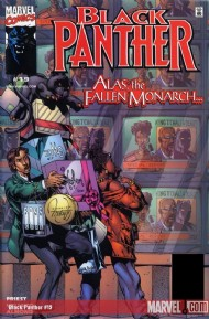 Black Panther (Series Three) 1998 - 2003 #19