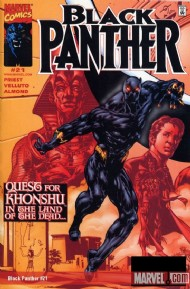 Black Panther (Series Three) 1998 - 2003 #21