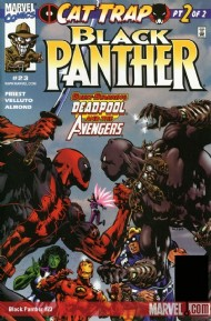Black Panther (Series Three) 1998 - 2003 #23