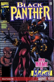 Black Panther (Series Three) 1998 - 2003 #24