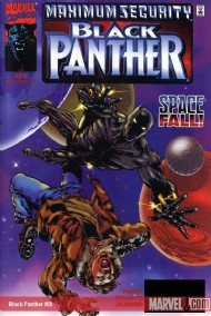 Black Panther (Series Three) 1998 - 2003 #25