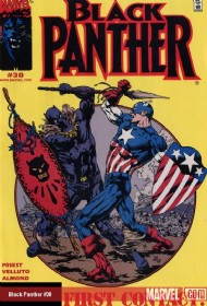 Black Panther (Series Three) 1998 - 2003 #30