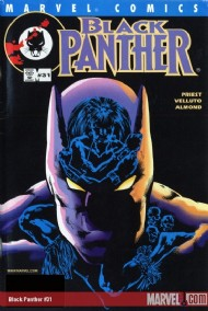 Black Panther (Series Three) 1998 - 2003 #31