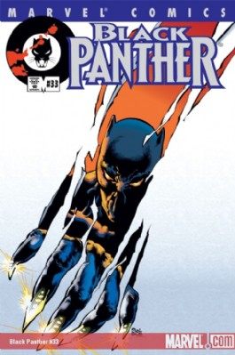 Black Panther (Series Three) #33