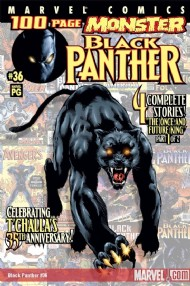 Black Panther (Series Three) 1998 - 2003 #36