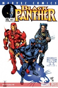 Black Panther (Series Three) 1998 - 2003 #41