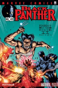 Black Panther (Series Three) 1998 - 2003 #42