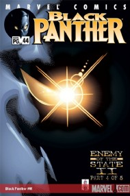 Black Panther (Series Three) 1998 - 2003 #44