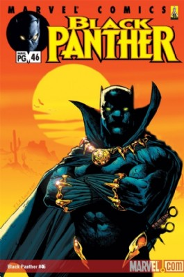 Black Panther (Series Three) #46