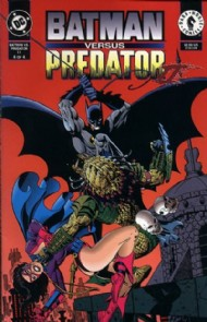 Batman Versus Predator Ii: Bloodmatch 1994 - 1995 #4