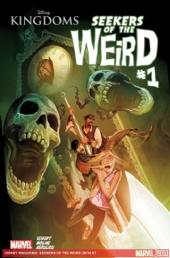Disney Kingdoms: Seekers of the Weird 2014 - #1