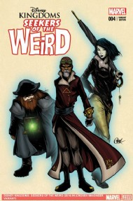 Disney Kingdoms: Seekers of the Weird 2014 - #4