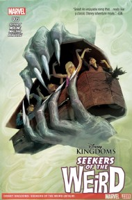 Disney Kingdoms: Seekers of the Weird 2014 - #5