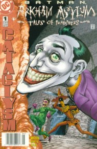 Batman: Arkham Asylum - Tales of Madness 1998 #1