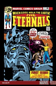 Eternals (Series One) 1976 - 1978 #1