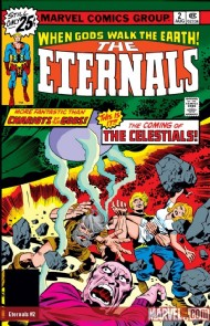 Eternals (Series One) 1976 - 1978 #2