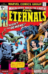 Eternals (Series One) 1976 - 1978 #4
