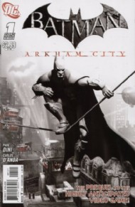 Batman: Arkham City 2011 #1