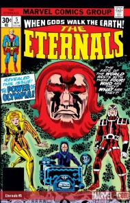 Eternals (Series One) 1976 - 1978 #5