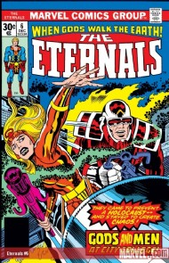 Eternals (Series One) 1976 - 1978 #6