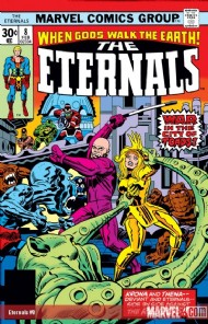 Eternals (Series One) 1976 - 1978 #8