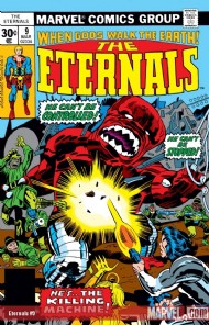 Eternals (Series One) 1976 - 1978 #9